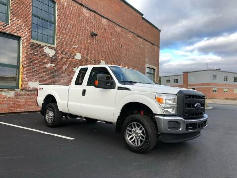 2015 Ford F-250 Super Duty for sale at Fournier Auto and Truck Sales in Rehoboth MA