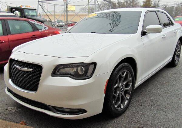 2016 Chrysler 300 for sale at Kenny's Auto Wrecking - Kar Ville- Ready To Go in Lima OH