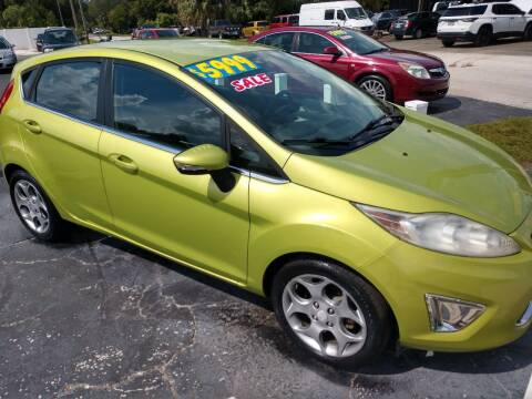 2011 Ford Fiesta for sale at AFFORDABLE AUTO SALES in We Finance Everyone! FL