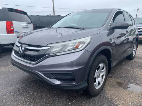 2015 Honda CR-V for sale at Safeway Auto Sales in Horn Lake MS