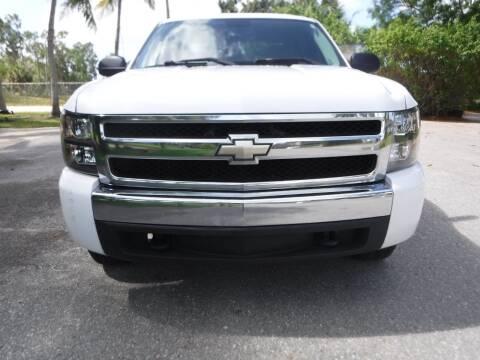 2007 Chevrolet Silverado 1500 for sale at Seven Mile Motors, Inc. in Naples FL