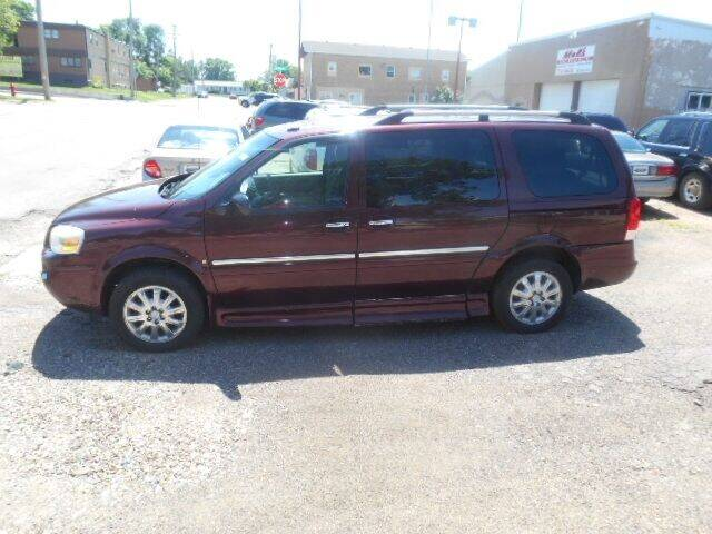 2007 Buick Terraza for sale at Daryl's Auto Service in Chamberlain SD