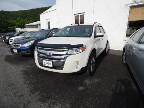 2012 Ford Edge for sale at BUCKLEY'S AUTO in Romney WV