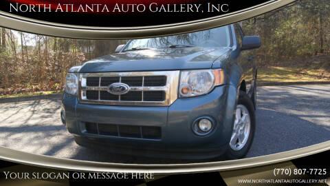 2012 Ford Escape for sale at North Atlanta Auto Gallery, Inc in Alpharetta GA