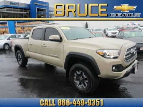 2017 Toyota Tacoma for sale at Medium Duty Trucks at Bruce Chevrolet in Hillsboro OR