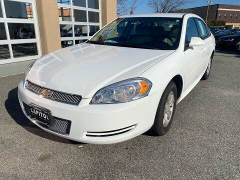 2014 Chevrolet Impala Limited for sale at MAGIC AUTO SALES - Magic Auto Prestige in South Hackensack NJ