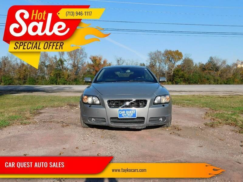 2007 Volvo C70 for sale at CAR QUEST AUTO SALES in Houston TX
