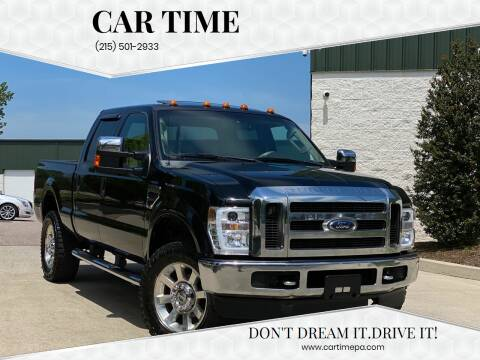 2008 Ford F-350 Super Duty for sale at Car Time in Philadelphia PA