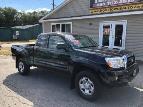 2008 Toyota Tacoma for sale at Home Towne Auto Sales in North Smithfield RI