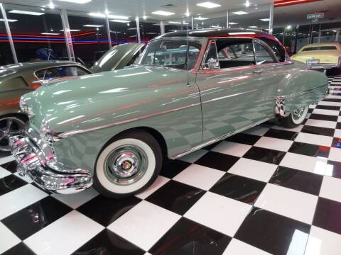 1950 Oldsmobile 88 DELUXE HOLIDAY COUPE for sale at Wagner's Classic Cars in Bonner Springs KS