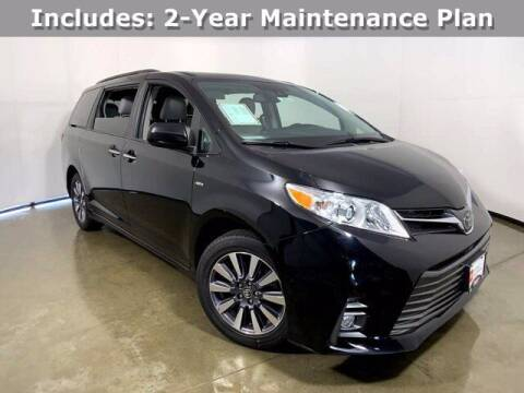 2020 Toyota Sienna for sale at Smart Motors in Madison WI