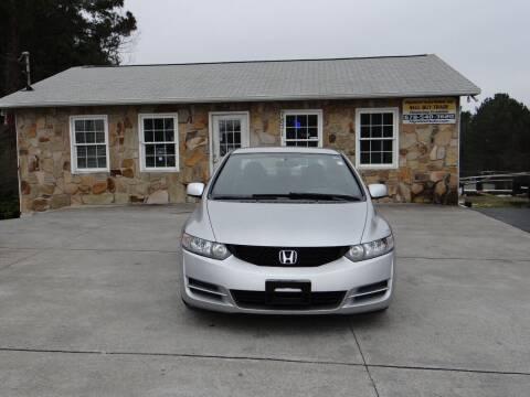 2009 Honda Civic for sale at Flywheel Auto Sales Inc in Woodstock GA