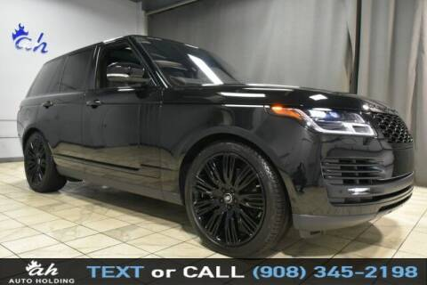 2020 Land Rover Range Rover for sale at AUTO HOLDING in Hillside NJ