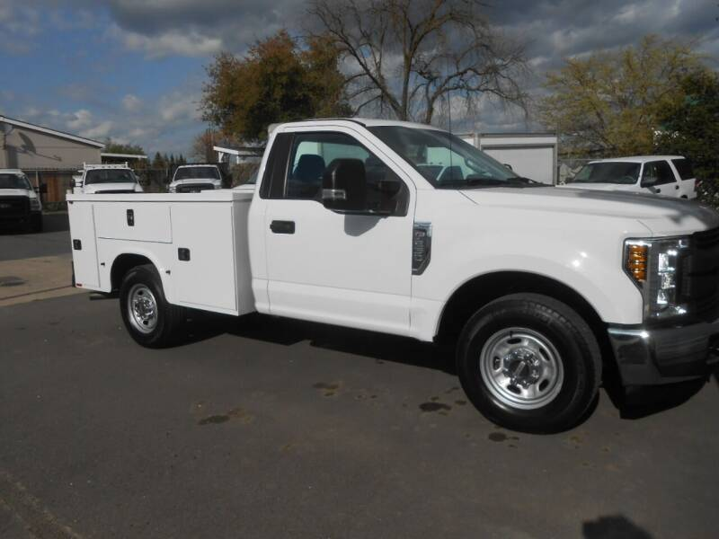 2019 Ford F-250 Super Duty for sale at Armstrong Truck Center in Oakdale CA