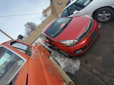 2013 Kia Rio for sale at Geareys Auto Sales of Sioux Falls, LLC in Sioux Falls SD