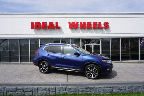 2019 Nissan Rogue for sale at Ideal Wheels in Sioux City IA