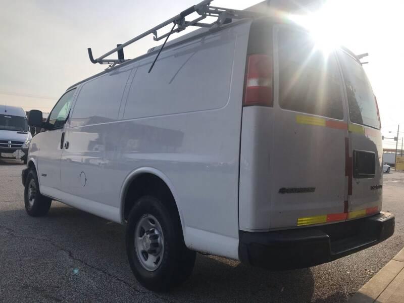 2006 Chevrolet Express Cargo 2500 3dr Van - Cleveland OH