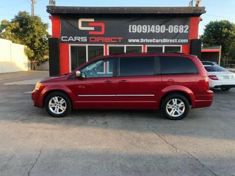 2008 Dodge Grand Caravan for sale at Cars Direct in Ontario CA