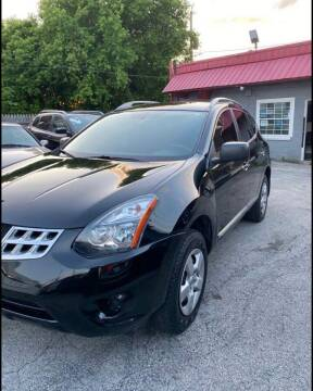 2009 Nissan Rogue for sale at Innovative Auto Group in Little Ferry NJ