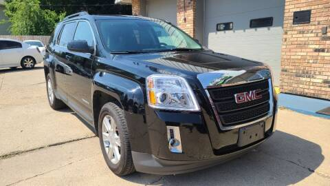 2012 GMC Terrain for sale at LOT 51 AUTO SALES in Madison WI