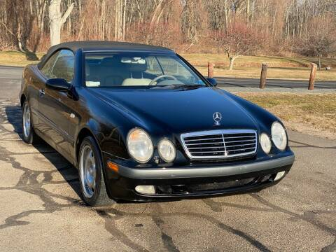 1999 Mercedes-Benz CLK for sale at Choice Motor Car in Plainville CT