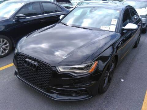 2013 Audi S6 for sale at Adams Auto Group Inc. in Charlotte NC