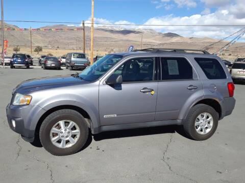 2008 Mazda Tribute for sale at Super Sport Motors LLC in Carson City NV