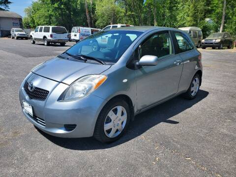 2007 Toyota Yaris for sale at AFFORDABLE IMPORTS in New Hampton NY