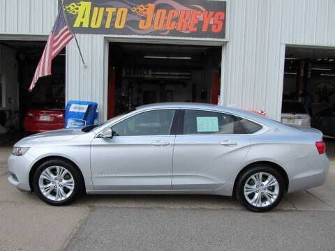 2014 Chevrolet Impala for sale at AUTO JOCKEYS LLC in Merrill WI