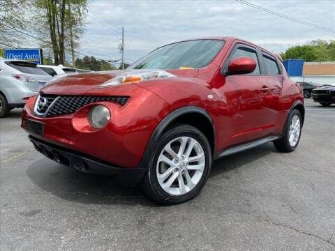 2011 Nissan JUKE for sale at iDeal Auto in Raleigh NC