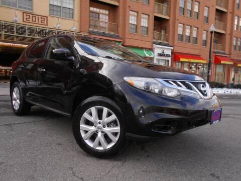 2013 Nissan Murano for sale at H & R Auto in Arlington VA