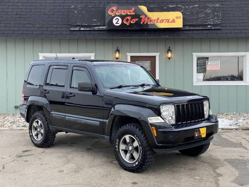 2008 Jeep Liberty for sale at Good 2 Go Motors LLC in Adrian MI