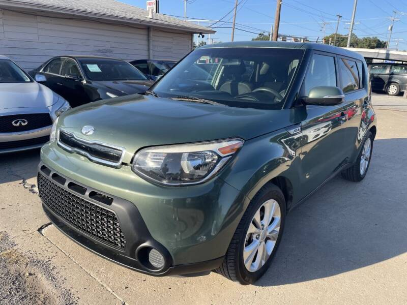 2014 Kia Soul for sale at Pary's Auto Sales in Garland TX