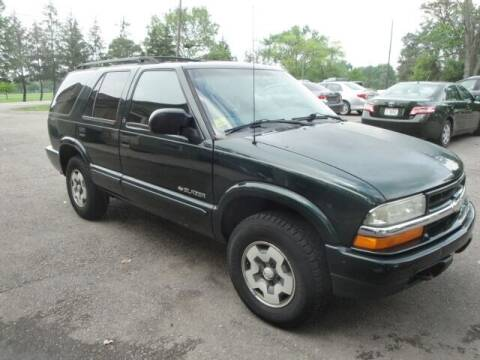 2003 Chevrolet Blazer for sale at Columbus Car Company LLC in Columbus OH