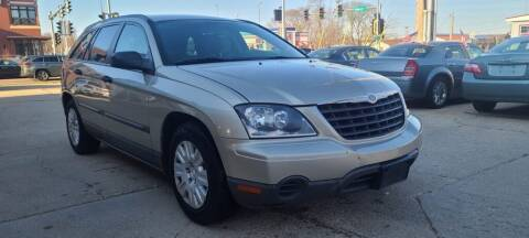 2005 Chrysler Pacifica for sale at LOT 51 AUTO SALES in Madison WI