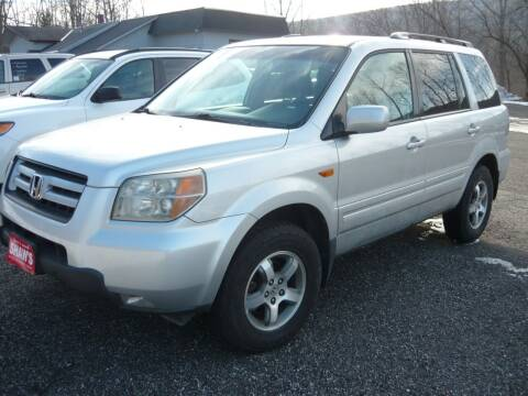 2007 Honda Pilot for sale at Shaw's Sales & Service in Wallingford VT