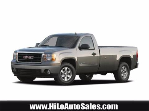 2013 GMC Sierra 1500 for sale at Hi-Lo Auto Sales in Frederick MD