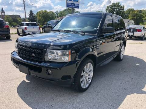 2008 Land Rover Range Rover Sport for sale at Auto Target in O'Fallon MO
