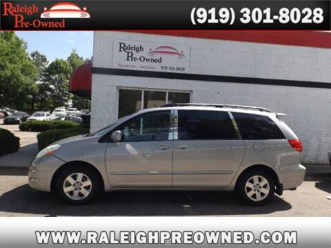 2009 Toyota Sienna for sale at Raleigh Pre-Owned in Raleigh NC