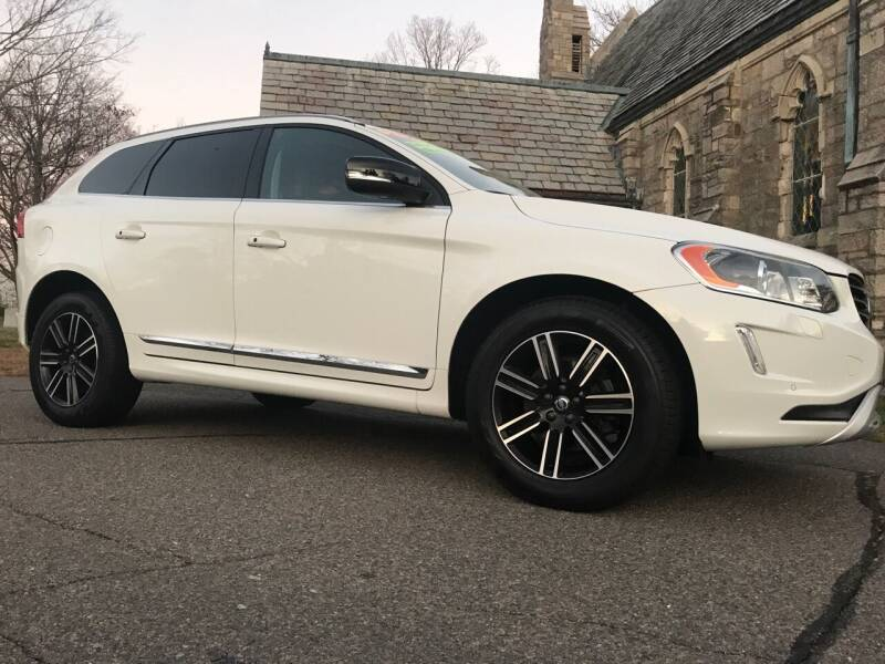 2017 Volvo XC60 for sale at Reynolds Auto Sales in Wakefield MA
