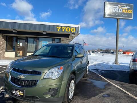 2015 Chevrolet Equinox for sale at MotoMaxx in Spring Lake Park MN