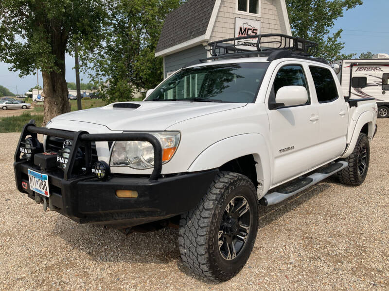 2007 Toyota Tacoma for sale at MINNESOTA CAR SALES in Starbuck MN