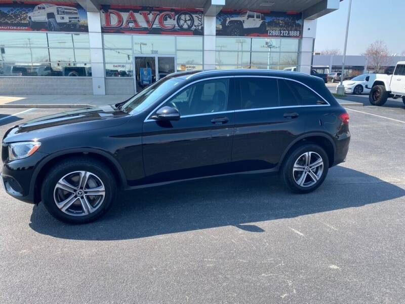 2019 Mercedes-Benz GLC for sale at Davco Auto in Fort Wayne IN