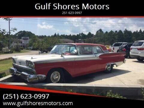 1959 Ford Galaxie 500 for sale at Gulf Shores Motors in Gulf Shores AL