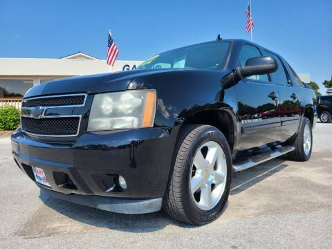 2008 Chevrolet Avalanche for sale at Gary's Auto Sales in Sneads Ferry NC