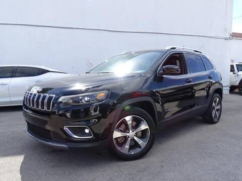 2020 Jeep Cherokee for sale at Port Motors in West Palm Beach FL