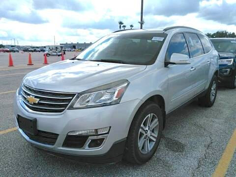 2015 Chevrolet Traverse for sale at KAYALAR MOTORS in Houston TX