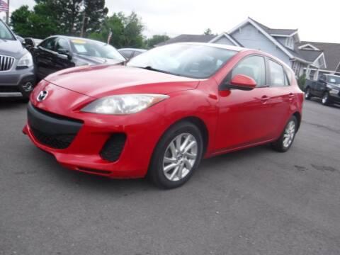 2013 Mazda MAZDA3 for sale at Rob Co Automotive LLC in Springfield TN