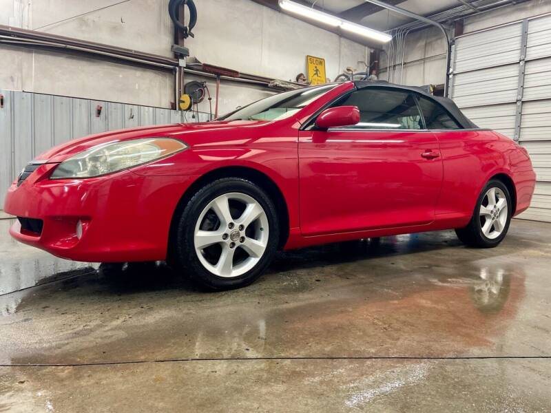 2006 Toyota Camry Solara for sale at Vanns Auto Sales in Goldsboro NC