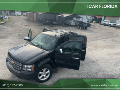 2012 Chevrolet Avalanche for sale at ICar Florida in Lutz FL